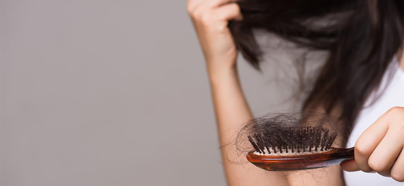 Hair Loss with Covid-19